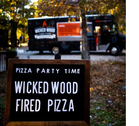 Wicked Wood Fired Pizza