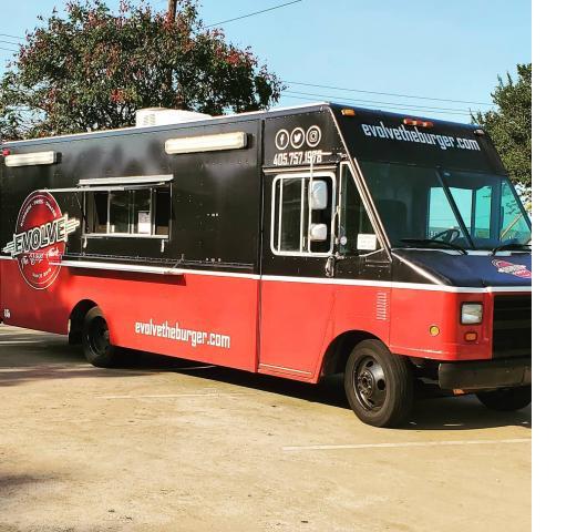 Evolve the Burger Truck