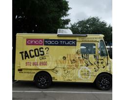 Cinco Taco Truck