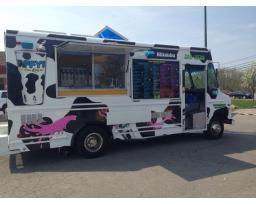 Taffy's Shake Truck