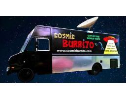 Cosmic Burrito