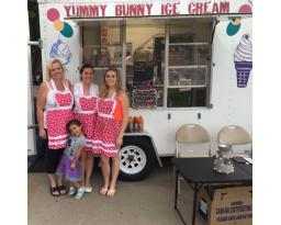 Yummy Bunny Ice Cream and Snow Cones