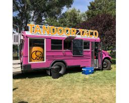 Tandoor Taco