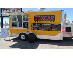 Box Car Beef & Dogs