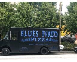 Blues Fired Pizza