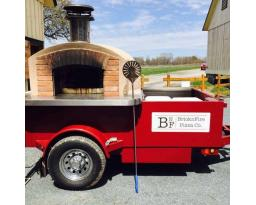BricknFire Pizza Company  Book Catering