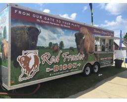 Red Frazier Bison Ranch