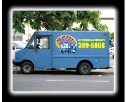 Blue Truck Teppanyaki