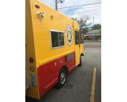 Jackpot Chicken Food Truck