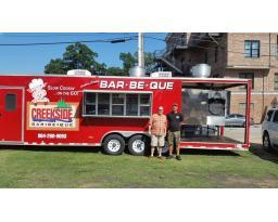 Creekside Bar-be-cue Trailer
