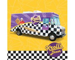 Kroll's Diner Food Truck