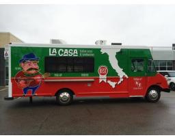 La Casa Food Truck