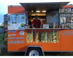 KGB Gourmet Food Truck