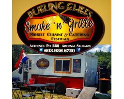 Dueling Chefs Smoke-n-Grille
