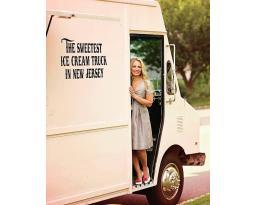 The Sweet Ice Queen Truck