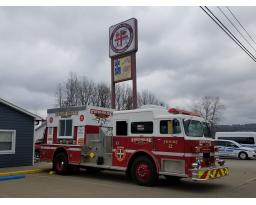 Firehouse Subs Food Truck