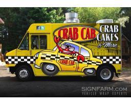 The Crab Cab