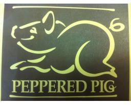 Peppered Pig