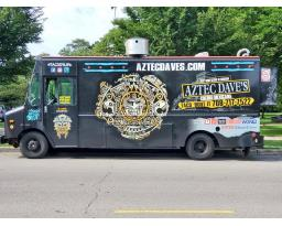 Aztec Daves food truck