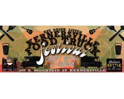 The Kernersville Food Truck Festival